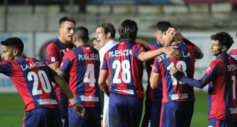 La Vibonese supera il Potenza con un goal di Ambro