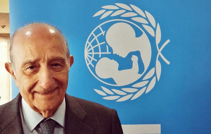 Addio a Francesco Samengo, morto a Roma il presidente Unicef Italia