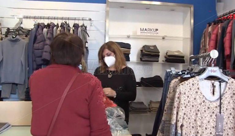 Commercianti vibonesi piegati dal secondo lockdown: «Un colpo letale»- Video
