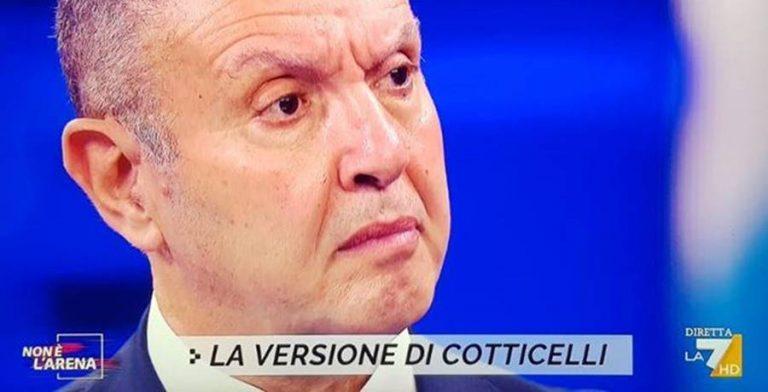 Il secondo tragico Cotticelli: «Non ero in me». Poi grida al complotto