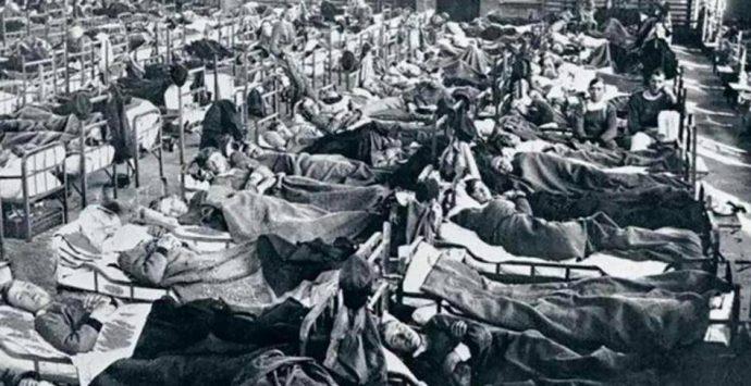 """Anno 1918, nel Vibonese il primo focolaio in Italia della """"Spagnola"""""""