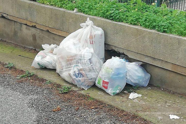Vibo, il caso: «Io positivo al Covid, nessuno raccoglie i miei rifiuti» – Video