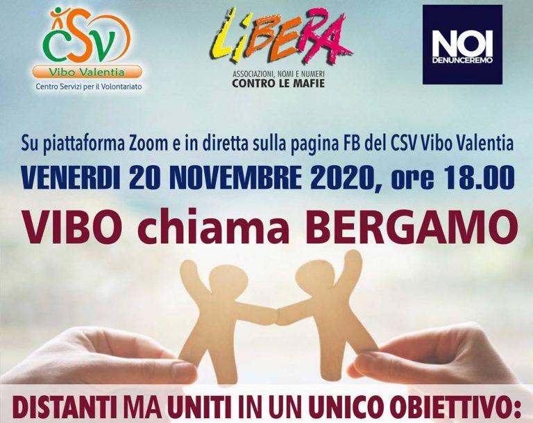 Emergenza Covid: Vibo chiama Bergamo, esperienze a confronto
