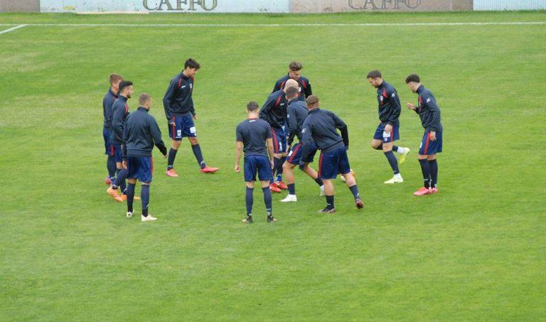 Focolaio Vibonese calcio, rinviata la gara contro il Foggia