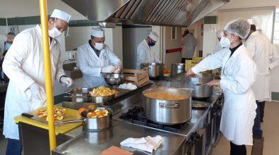Charis, il plauso del ministero agli studenti dell'Alberghiero di Vibo per i pasti solidali