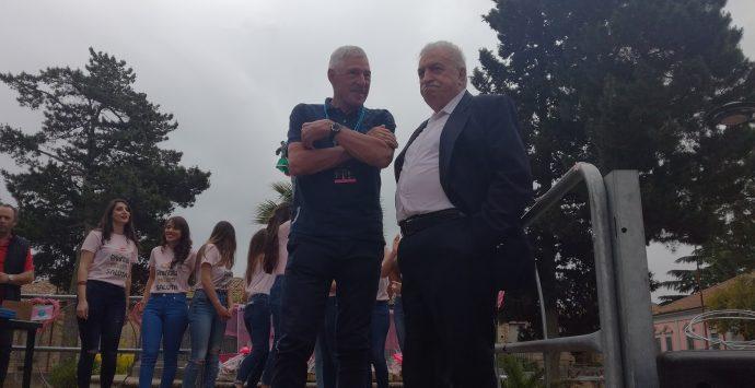 Francesco Moser perde il fratello per Covid, il cordoglio dello Sporting Club di Mileto