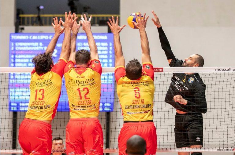 Volley, la Tonno Callipo ospita l'Allianz Milano: inizia il rush finale di campionato – Video