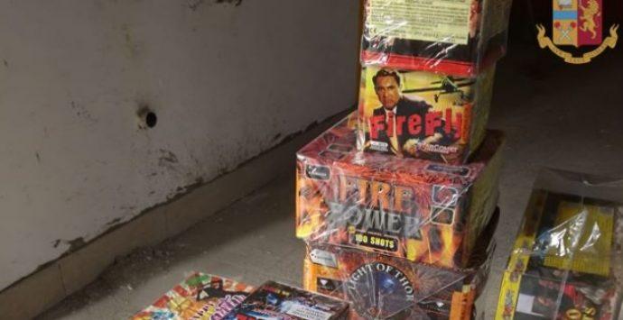 Soriano, vendono botti in una ex fabbrica ma non hanno nessuna licenza: denunciati