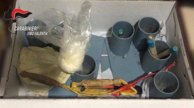 Botti illegali, sequestrati circa 70 chili di fuochi nel Vibonese