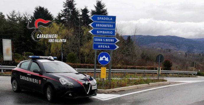 Rubava reti metalliche allo svincolo A2 di Vazzano, arrestato dai carabinieri