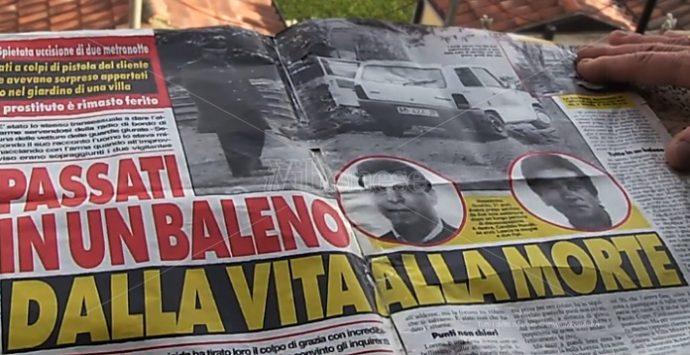 La scia di sangue di Bilancia arrivò fino a Pizzoni: la vittima calabrese del serial killer morto di Covid – Video