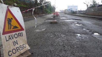 Buche, frane e allagamenti: l'apice del disastro sulle strade del Vibonese – Video