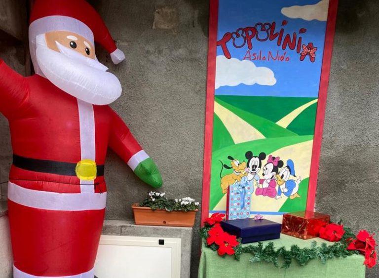 """""""Scatole magiche per bambini"""", a Serra il progetto dell'Asilo nido Topolinia"""