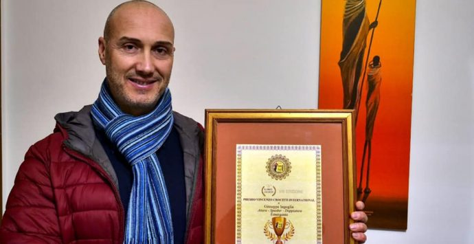 A Giuseppe Ingoglia il Premio Vincenzo Crucitti international