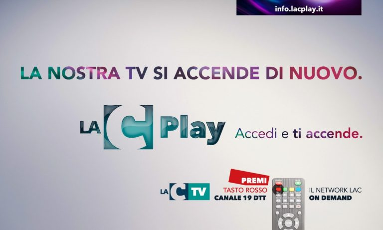 LaC Play: nasce la nuova offerta digitale del Network LaC – Video