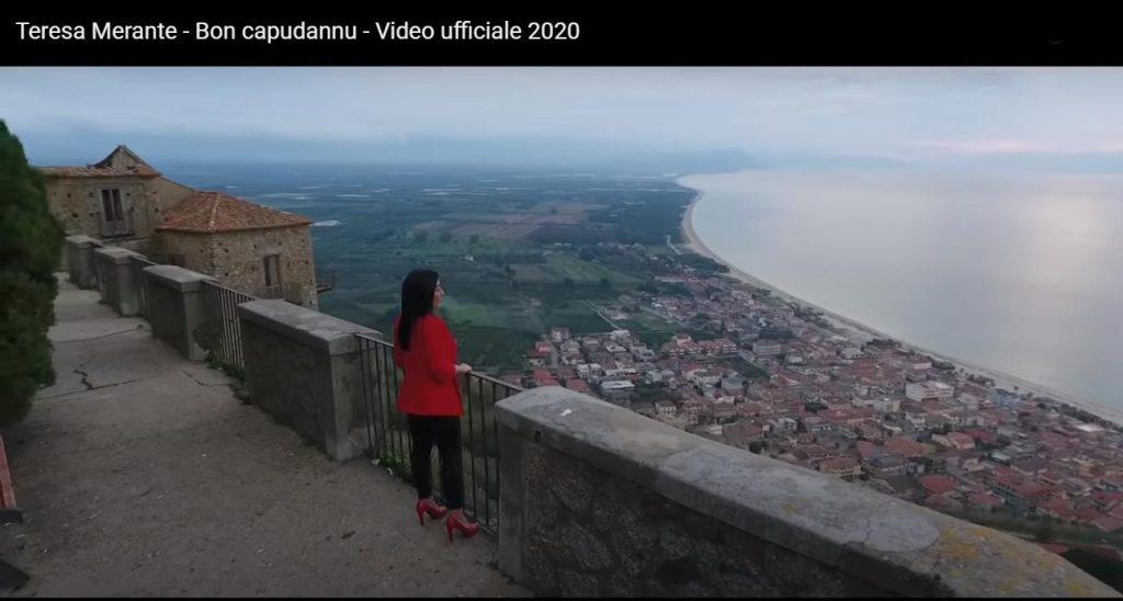Il Videoclip della cantante Merante a Nicotera