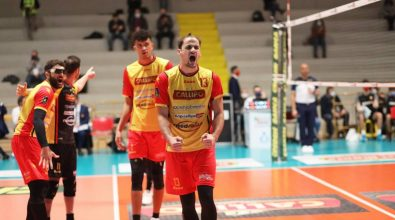 Superlega, Vibo torna alla vittoria: battuta Milano 3-1 – Video