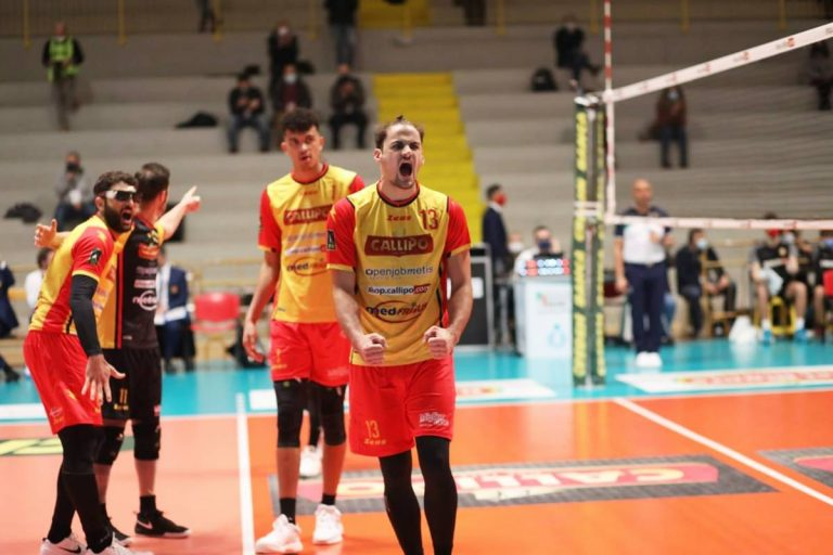 Superlega, Vibo torna alla vittoria: battuta Milano 3-1 – Video