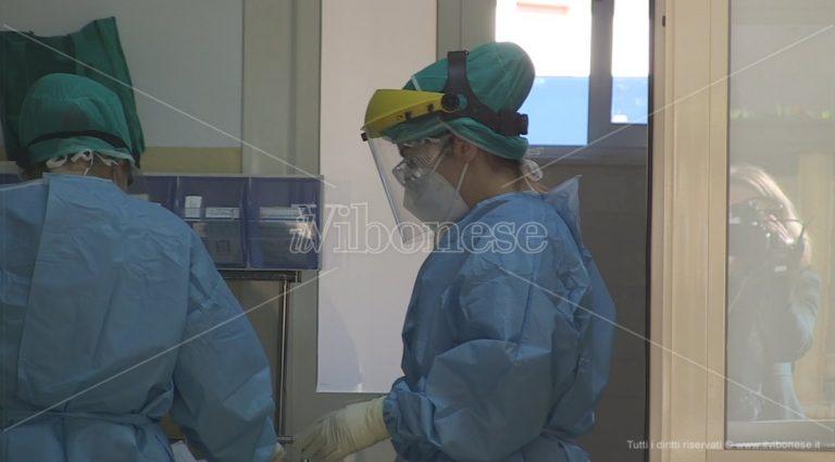 Covid nel Vibonese, un decesso e casi in salita: 29 contagi nel bollettino regionale