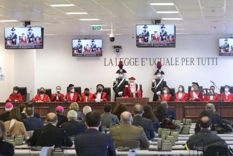 Giustizia a Vibo: ecco tutte le criticità emerse con l'apertura dell'anno giudiziario