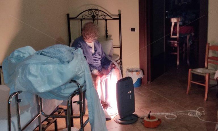 Covid 19, il dramma della solitudine di una coppia di anziani a Maierato