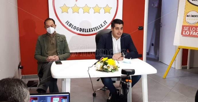 Regionali, Tucci: «Vinceremo senza la vecchia politica» – Video