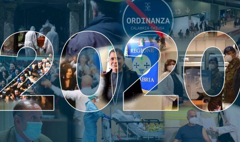 Il 2020 in 12 foto: immagini e fatti della Calabria nell'anno del Covid