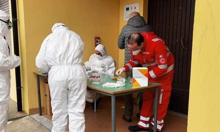 Covid a Ricadi, 8 bambini positivi al test rapido della Croce rossa italiana