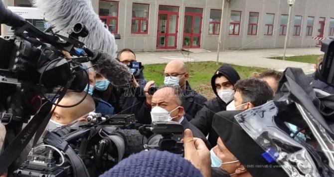 Processo Rinascita Scott, Gratteri: «Giorno importante, alla sbarra la 'ndrangheta che si fa holding»