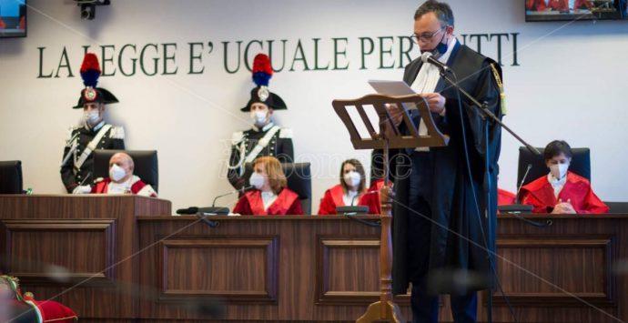 «Carcere ingiusto distrugge le vite», il caso Callipo tiene banco all'apertura dell'anno giudiziario
