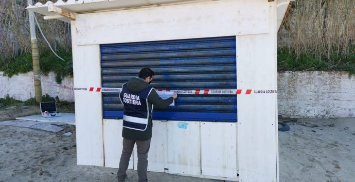 Ricadi, sequestrato un manufatto abusivo a Baia di Riaci