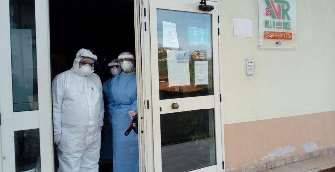 Coronavirus nel Vibonese, morto un ospite della Rsa di Monterosso