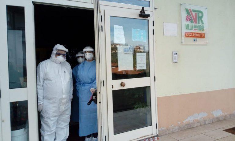 Monterosso, i tamponi molecolari confermano il focolaio: 38 positivi tra anziani e operatori della Rsa