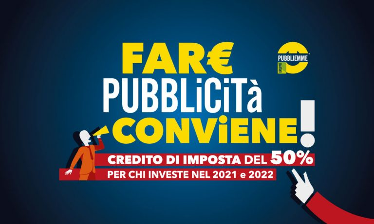 Bonus pubblicità: prorogato fino al 2022 il credito d'imposta per i servizi digitali