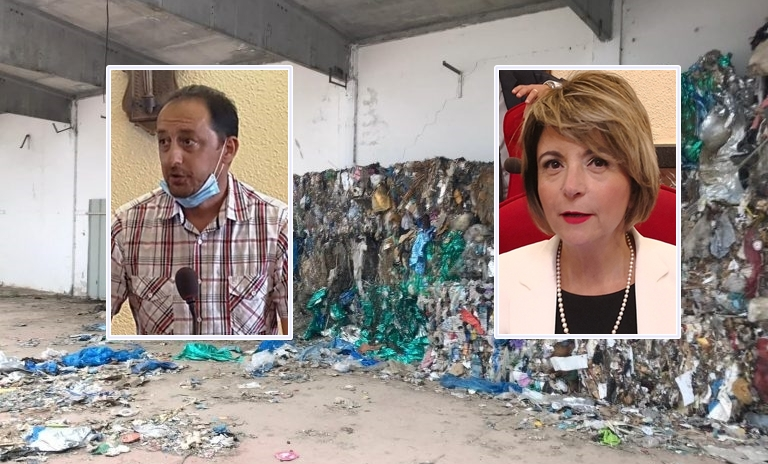 Rifiuti pericolosi a Portosalvo, il consigliere Pisani contro il sindaco di Vibo e la sua dissociazione