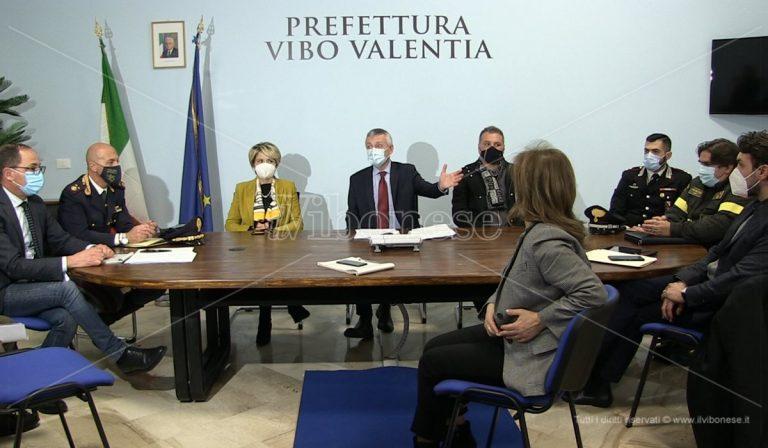 Covid Vibo, negativi sindaco e prefetto: erano alla riunione con Solano poi risultato positivo