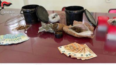 Droga, armi e… reddito di cittadinanza: in manette un 33enne a Ricadi