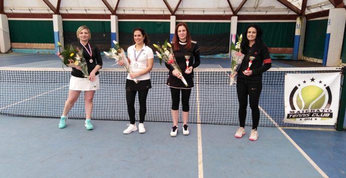 Tennis: che tris per Tiziana Silvestri nella prima tappa del torneo Tpra – Foto