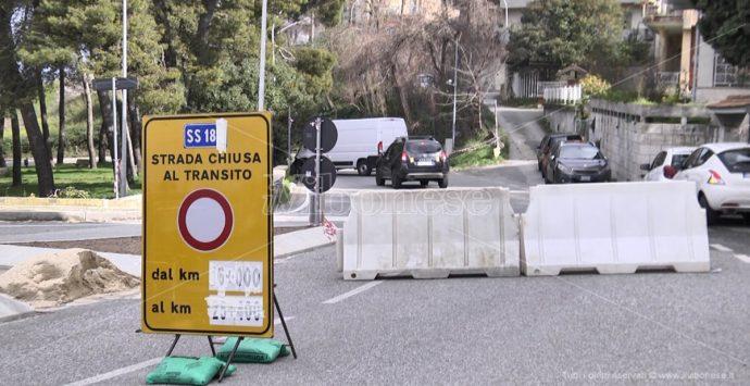 Partono (finalmente) i lavori sulla statale 18, domani apre il cantiere Anas: ecco i tempi – Video