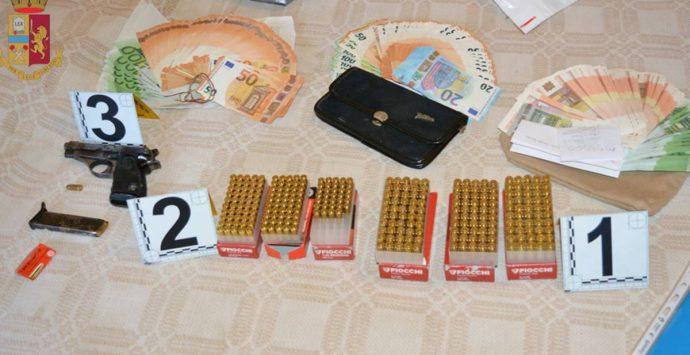 Pistola e munizioni in casa, assolto 61enne di Rombiolo
