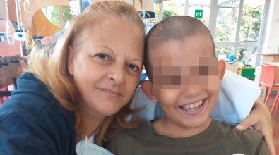 Vibo, reso cieco a 11 anni a causa di un tumore: ora Matteo lotta per la vita insieme alla sua famiglia