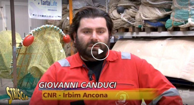 L'erede dei rais di Bivona Giovanni Canduci protagonista a Striscia