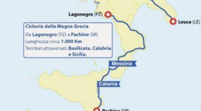 La Ciclovia della Magna Grecia: un sogno che potrebbe diventare presto realtà