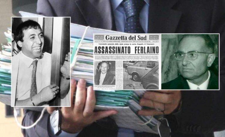 Rinascita-Scott: il verbale del defunto pentito Pino Scriva e l'omicidio del giudice Ferlaino
