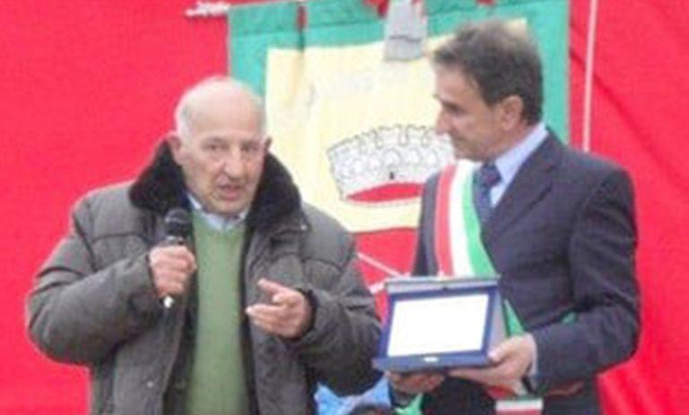 Si è spento l'ex sindaco di Drapia Giuseppe Mollo, il cordoglio dell'amministrazione comunale