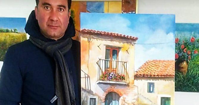 Tutti i colori dell'anima, l'arte di Enzo Liguori celebra la bellezza della Calabria