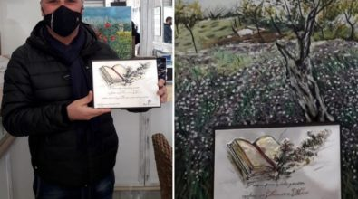 Un premio al presidente della Provincia di Vibo per l'impegno a favore dell'arte