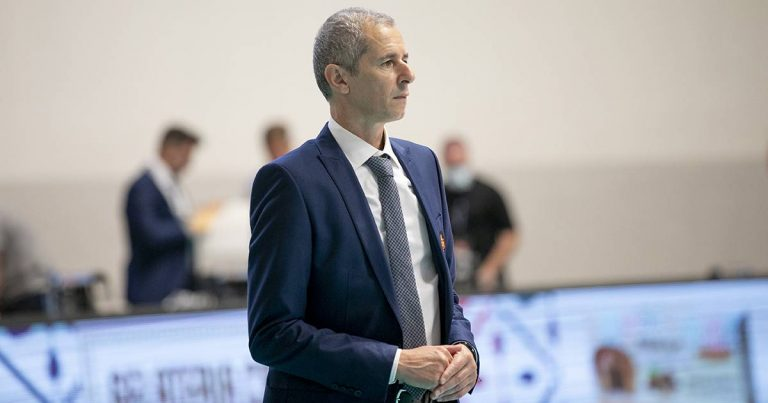 Tonno Callipo, Baldovin: «Orgoglioso del lavoro fatto, ora proviamo a superare il turno»