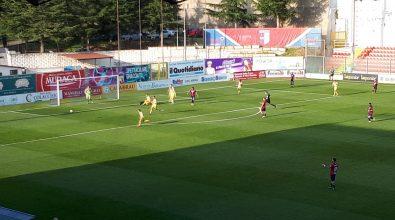 La Vibonese non riesce a vincere, col Catania finisce 1-1 – Video