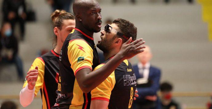 Superlega, Tonno Callipo in corsa per un posto in Europa – Video